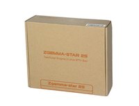 Wholesale 5pcs Original Zgemma Star S TWO DVB S2 enigma Linux Operating System HD satellite receiver Support TF card
