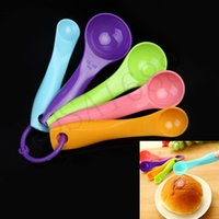 Wholesale hot sale PC Kitchen Colourworks Measuring Cup And Spoon Baking Utensil Set Kit