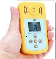 Wholesale KXL LCD CO Gas Carbon Monoxide Measurement Alarm Detector