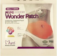 Wholesale Wonder patch MYMI Wonder slim patch slimming belly Patches Gel Belly patch Loss Weight Products Waist Slim Patches