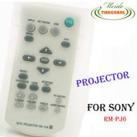 Wholesale Original Remote Control for Sony VPL EX7 VPL ES1 VPL ES2 VPL ES4 RM PJ5 RM PJ6 RM PJ7 PJ4 PJ2 Projectors