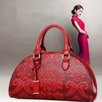 Wholesale The new Chinese handbag handbag Shell Wind fashion large capacity handbag