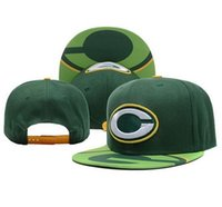 Wholesale Green Bay Baseball Caps for Adults Fashion New Packers Snapback Autumn Cotton Sports Caps Men Sun Hats A066