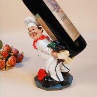 Precio de Bastidores de almacenamiento de vino-Los accesorios vendedores calientes del sostenedor de la botella de vino de la cocina del cocinero de Barware de los sostenedores del sostenedor de la botella del almacenaje del vino de la barra casera en buen precio DHL libre