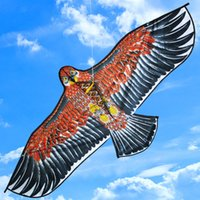 Wholesale New Toys Brand Huge Eagle Kite With String And Handle Novelty Toy Kites Eagles Large Flying For Gift