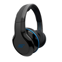 best laptop headset - SMS Audio SYNC Wired STREET by Cent Headphone For Phones Laptop MP3 MP4 Computer iPad iPod Tablet Best Value Headset Sport Earphones
