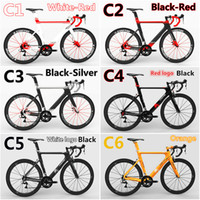 Wholesale High quality Made in China COOTIA carbon complete bike with T1000 UD COOTIA road bike carbon Frames mm carbon road bike Wheels