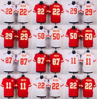 Men alex smith football - 2017 Mens Elite Travis Kelce Eric Berry Alex Smith Marcus Peters Justin Houston Stitched Jerseys