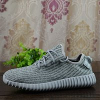Cheap 2017 Adidas Originals Yeezy Boost 350 Kanye West Mens Running Shoes Women Season cheap online Yezzy Running ShoesSports Shoes With Box