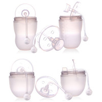 baby feeding tube - Baby bottle straw tube for Comotomo accessory handle grip for comotomo baby bottle feeding pack