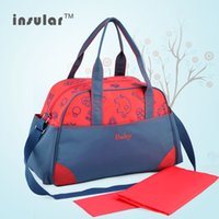 baby bags designer sale - Hot Sales Microfiber Baby Diaper Bag Brand Designer Mommy Bags Antimicrobial Nappy Bags