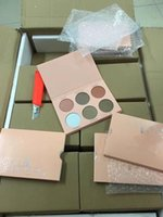 Wholesale Abp Anastasia Makeup Face Nicole Guerriero Glow Kit Powder Highlighters Colors Powder Palette Brand Cosmestics