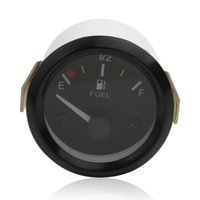 Wholesale Auto Instruments Universal New Car Fuel Level Gauge Meter Fuel Sensor E F Pointer