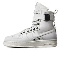 air force canvas - SF AIR FORCE ONE HIGH SPECIAL FIELD URBAN UTILITY AF1 BOOTS Men and Women Shoes With Box