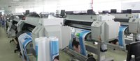 advertising pieces - High end printing equipment Advertising printing air brush photo Single side through Light piece design from you i wiill do the printing