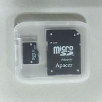 Caja de la caja plástica de la tarjeta de 1000pcs SD MMC TF