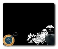 Wholesale Fashion Style vault boy fallout on black rectangle mouse pad sold by Pirate Ship