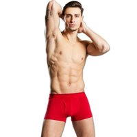 Wholesale MYRAN Sets Send Set in Free Male Panties Cotton Boxers Comfortable Breathable Men s Underwear Trunk Brand Shorts Man Men Underwear Boxer