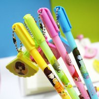 baby pen favors - 12PCS kids birthday party supply gift souvenirs for girl boy Cute girl gel pen baby shower favors