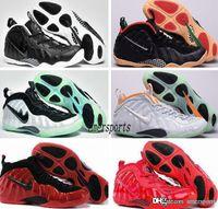 foamposite - Online Air Penny Hardaway Foamposites Galaxy One s Mens Basketball Shoes Foamposite Olympic Basket Ball Running Shoes Men Sneakers