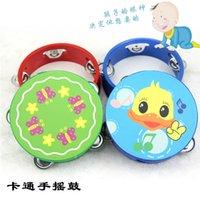 bell suzuki - Baby baby baby toy bell bell hand SUZUKI baby bed interactive cartoon small bell
