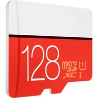 Wholesale 128GB Microsd card Class10 UHS MicroSDXC Card for Samsung Galaxy S6 S7 Note3 HTC Phone with SD Adapter