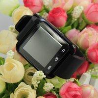 Bluetooth Smartwatch U8 U Montre Smart Watch Montres-bracelets pour iPhone 4 4S 5 5S Samsung S4 S5 Note 2 Note 3 HTC Téléphone Android Smartpho OTH01