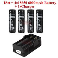 Wholesale 4 x Battery mAh V Li ion Lithium Rechargeable Battery Black Battery Charger WF BC35