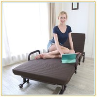Wholesale Assembly Unnecessary Low Repulsion Folding Bed Multi Functional Bed cm