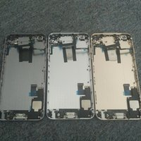 assemblies door frames - Complete Housing Back Battery Door Cover Mid Middle Frame Assembly For iPhone S G Plus