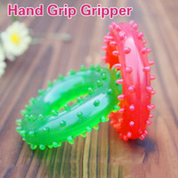 Wholesale Muscle Power Strength Training Carrier Ring Exerciser Expander Hand Grip Gripper
