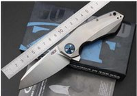 Wholesale ZT0456 D2 Blade Tactical Folding ZT Knife flipper Ball bearing system G10 Handle Survival Hunting Combat EDC Knifes