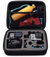 Wholesale Waterproof Middle size EVA Gopro Storage Bag Case for Gopro Hero Session SJCAM SJ4000 Xiaoyi K Go pro Accessories