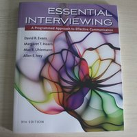 Wholesale Books Essential Interviewing A Programmed Approach to Effective Communication ISBN via DHL Book Sale