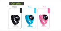 al por mayor dispositivo de niño perdido-Nuevo niño WIFI Smart Watch T88 con GPS Global Posicionamiento Baby Watchs Kid Safe Anti-Lost Monitor SOS Ubicación de la llamada Device Tracker Gift