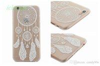 Белых слонов Цены-Хна Белый Цветочные Пейсли Цветочные Mandala слон Ловец снов PC задняя крышка телефона чехол для iPhone 4 4S 5 5S 5C 6 4.7 Plus 5.5 iPhone6