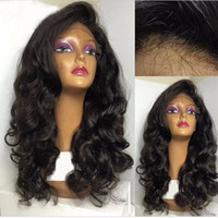 Cheap Natural Wave synthetic lace front wigs Best 18 Under $50 natural body wave wig