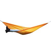 Wholesale Brand A Double Sleeping Hammock Portable Garden Outdoor Camping Travel Furniture Mesh Hammock High Quality Swing Sleeping Bed