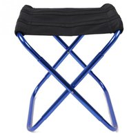 aluminum stools - Outdoor Folding Fold Aluminum Chair Stool Seat Fishing Camping with Carry Bag