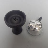 Wholesale multihole Silicone Bowl And Charcoal Holder As Suit For Glass Shisha Hookahs