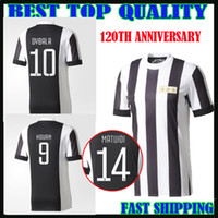 Football Short Spandex 17 18 DYBALA MATUIDI jersey soccer 120TH ANNIVERSARY  2017 2018 fourth MARCHISIO HIGUAIN 059abb051