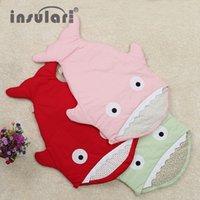 beautiful baby quilts - Beautiful new main children s sleeping bag baby quilt cotton held by children shark cartoon sleeping bag