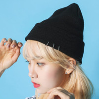 Wholesale Autumn and winter fashion ring knitting wool cap all match fashion couple hat