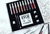 best white eyeliner - 2016 kylie holiday edition makeup set kylie cosmetics lipsticks set eyeliner kyshadow eye cream set hot sale best christmas gift