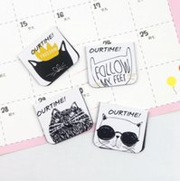 Wholesale pack New Novelty ET Cat Magnet Bookmark Paper Clip School Office Supply Gift Stationery H2258