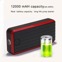 automotive amp - coolACC Car Jump Starter mAh Amp Peak Portable Battery Booster Power Bank and LED Flashlight for Automotive Red and BlackT7S