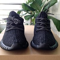Wholesale Double Box Highly Anticipated Boost Sneaker on sale Kanye West Boost Shoes Athletic Shoes Pirate Black Turtle Dove Moonrock Tan