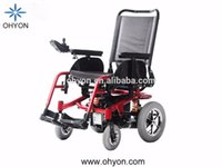 Wholesale 2017ISO CE comfortable folding electric wheelchair for disabled