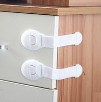 Wholesale Safety baby lock child safety lock drawer lock multifunctional door lock for refrigerator cabinet door lengthened C6332