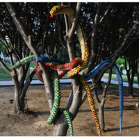 other big red supply - 280cm Big Size Snake Plush Toy The Simulation Snake Soft Stuffed Toys Bithday Gift and Retails Factory supply
